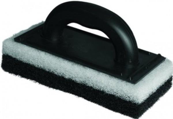 Hlad.plast.čistiace, povrch-2ks 120x250mm