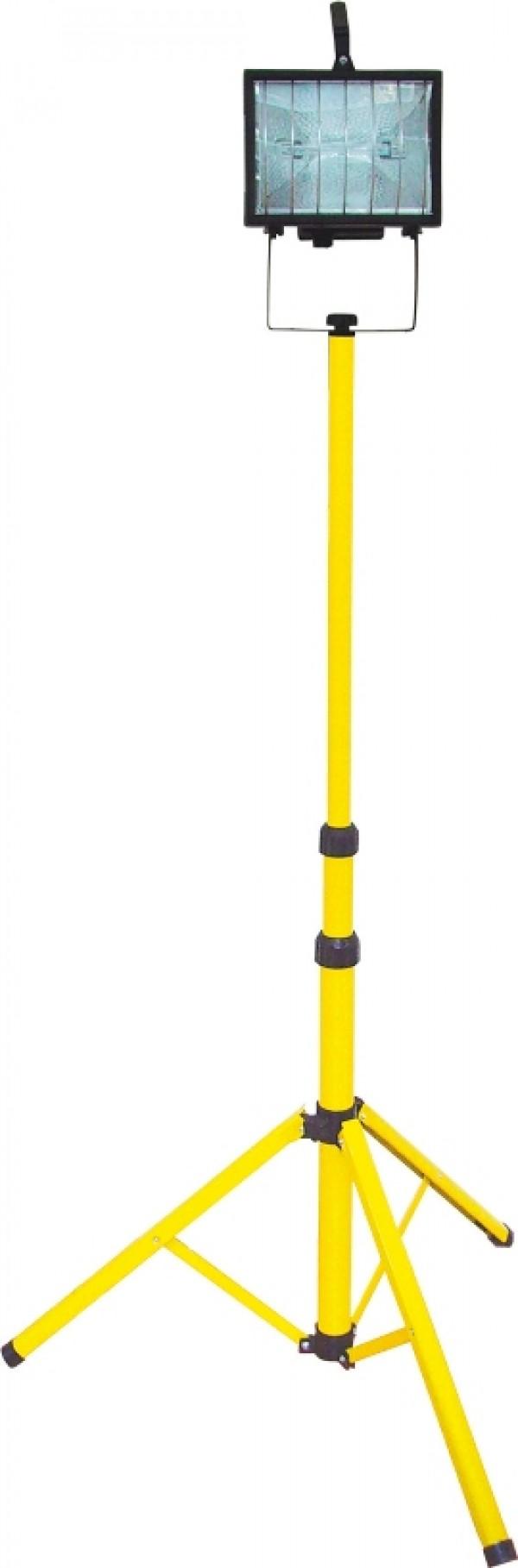 Lampa halogénová na statíve 500W