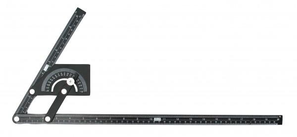 Uhlomer 230x500mm, 0-180