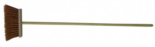 Metla priemyselná s násadou 25 cm