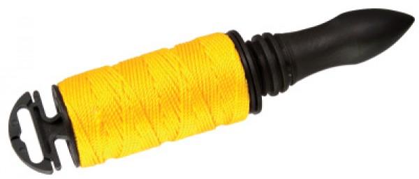 Povrázok na rukoväti 100m, žltý