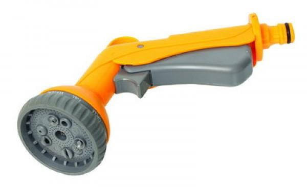 Pištoľ DELUX plast - 10 funkcií