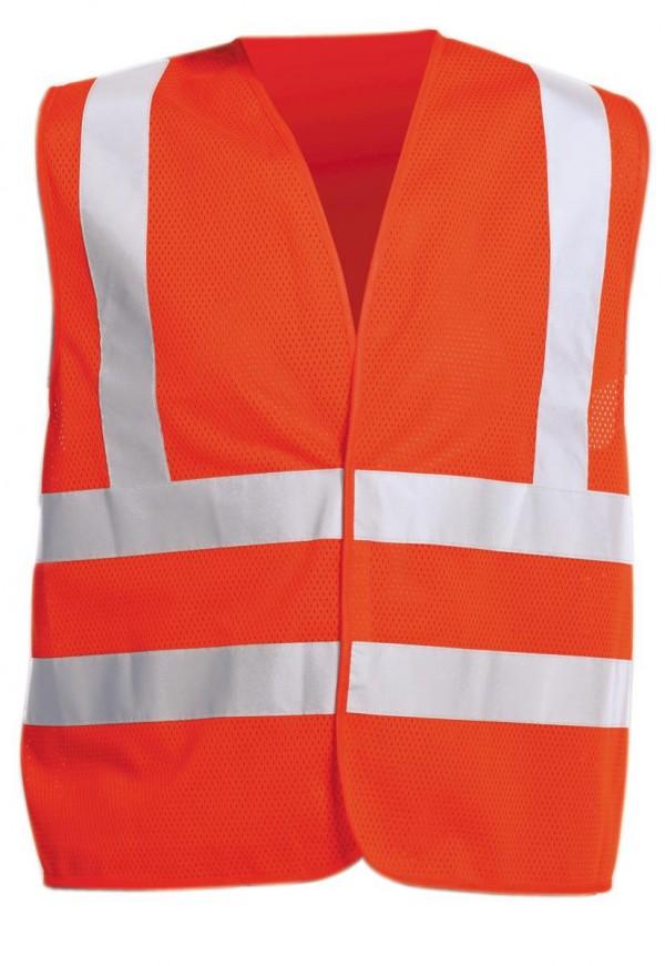 Reflexná vesta HV, oranžová