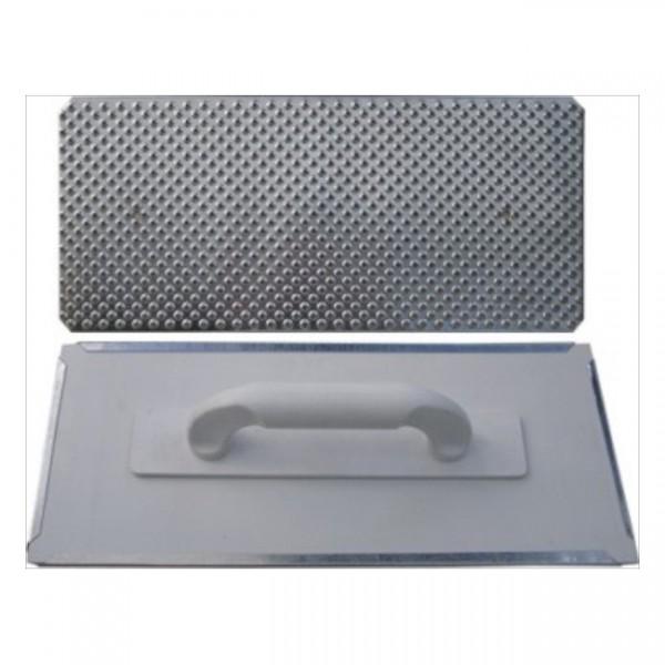 Škrabák plastový 400x175, poz. plech