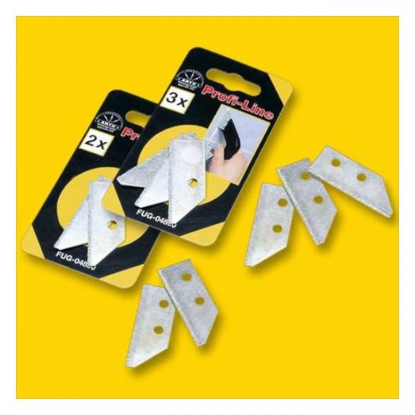 Náhradné čepele - 3ks -37009