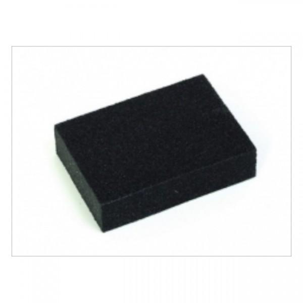 Brúsna huba - stredná/hrubá,100x70x25mm