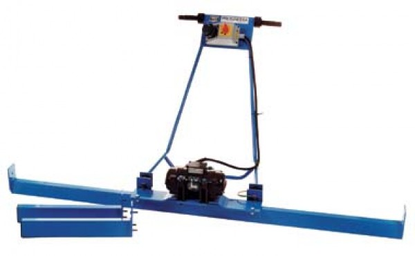 Vibračná lišta  LVJ 125 - jednoduchá 2m