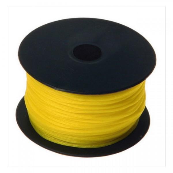 Povrázok 50m/1,7mm - žltý