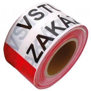 Varovacia páska 250m - ZÁKAZ VSTUPU