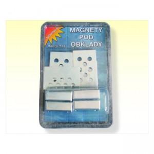 Magnety pod obklad 4 ks